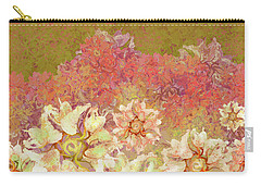Camellia Hedges Carry-all Pouch