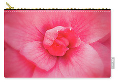 Camellia Soft Carry-all Pouch