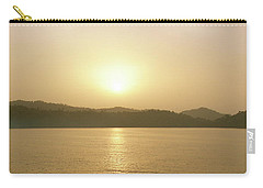 Cameroon Sunrise Africa Carry-all Pouch