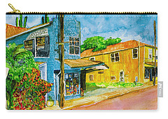 Camilles Place Carry-all Pouch by Eric Samuelson