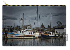 Carry-all Pouch featuring the photograph Camjim by Randy Hall
