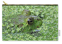 Camo Frog Carry-all Pouch