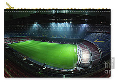 Camp Nou At Night Carry-all Pouch