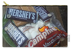 Campfire Smores - Outdoor Camping Carry-all Pouch