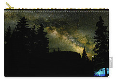 Camping Under The Milky Way 2 Carry-all Pouch