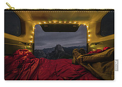 Camping Views Carry-all Pouch by Alpha Wanderlust
