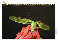Can You Hear Me Now By Karen Wiles Carry-all Pouch