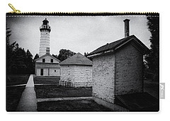 Cana Island Retro Carry-all Pouch by Janice Adomeit