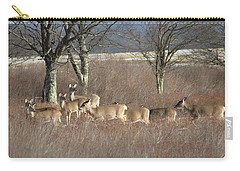 Canaan Valley Deer Carry-all Pouch