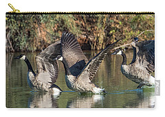 Canada Geese 5659-092217-1cr-p Carry-all Pouch