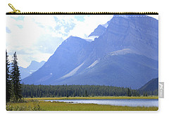 Canadian Mountains Carry-all Pouch