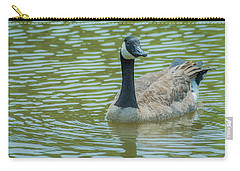 Canadian Goose Img 1 Carry-all Pouch