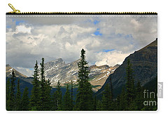 Canadian Rockies, Alta. Carry-all Pouch