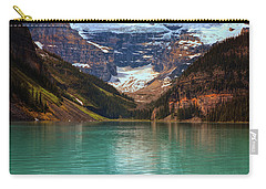 Canadian Rockies In Alberta, Canada Carry-all Pouch