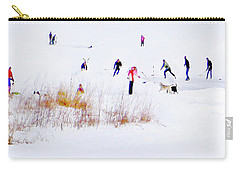 Carry-all Pouch featuring the photograph Canadiana by John Poon