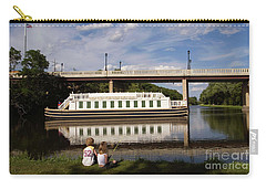 Canal Boat  Carry-all Pouch
