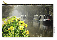 Canalside Daffodils Carry-all Pouch