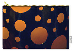 Carry-all Pouch featuring the photograph Candle Holder by Carlos Caetano