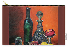 Candlelight Decanter Carry-all Pouch