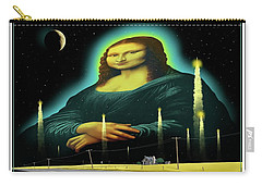 Candles For Mona Carry-all Pouch