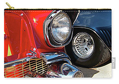 Candy Apple 57 Carry-all Pouch by Sue Stefanowicz