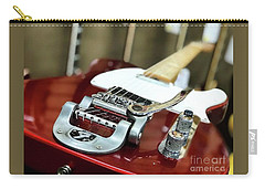 Candy Apple Fender Carry-all Pouch