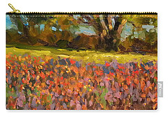 Candy Carpet Field Carry-all Pouch