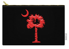 Candy Gamecock Red Carry-all Pouch