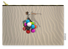 Candy Sand Carry-all Pouch