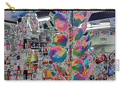 Carry-all Pouch featuring the photograph Candy Store by Kathie Chicoine