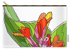 Canna Bud Carry-all Pouch