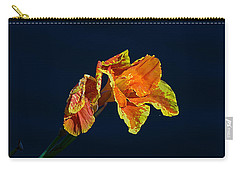 Canna Carry-all Pouch by Kenneth Albin