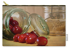 Canned Tomatoes - Kitchen Art Carry-all Pouch