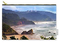 Cannon Beach Coast Oregon Carry-all Pouch