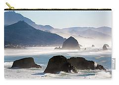 Cannon Beach On The Oregon Coast Carry-all Pouch