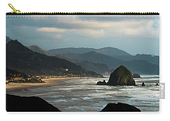 Cannon Beach, Oregon Carry-all Pouch