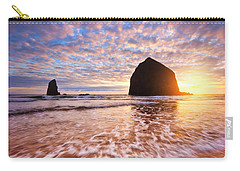 Cannon Beach Sunset Classic Carry-all Pouch