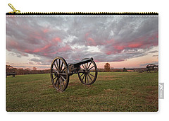 Cannons At Sunrise Carry-all Pouch