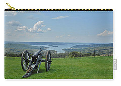 Cannons Ready Carry-all Pouch by Julie Grace
