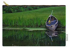 Canoe Reflection Carry-all Pouch