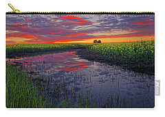 Canola At Dawn Carry-all Pouch