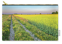 Canola Fields Carry-all Pouch