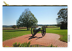 Canon At Antietam Carry-all Pouch