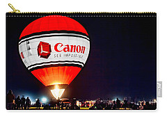 Canon - See Impossible - Hot Air Balloon Carry-all Pouch