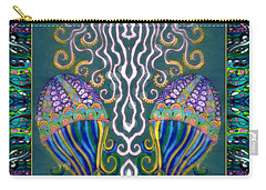 Canopy Under The Sea Carry-all Pouch