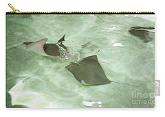 Carry-all Pouch featuring the photograph Can't Catch Me by Carol Lynn Coronios