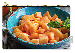 Cantaloupe For Breakfast Carry-all Pouch