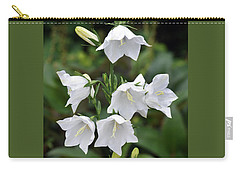 Canterbury Bell's Carry-all Pouch by Terence Davis