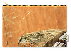 Cantigny Fence Post Carry-all Pouch