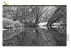 Canton Canoe Trip 2016 34 Carry-all Pouch by George Ramos